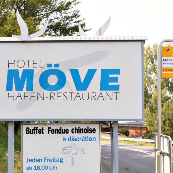 © Hotel Restaurant Möve