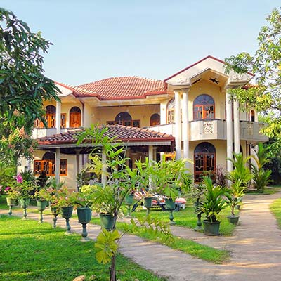 Top Ferien: Rico Shadow Guest House - Sri Lanka